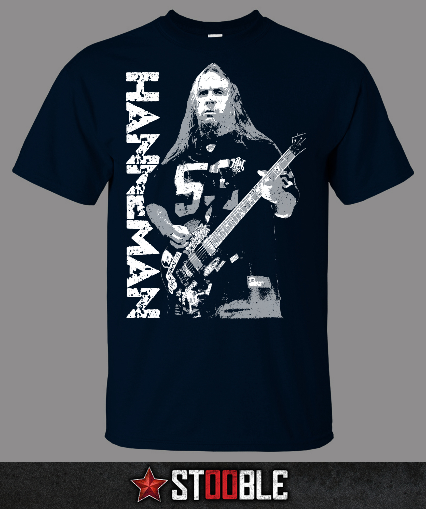 Jeff hanneman t shirt direct from stockist ebay for Direct from the designers