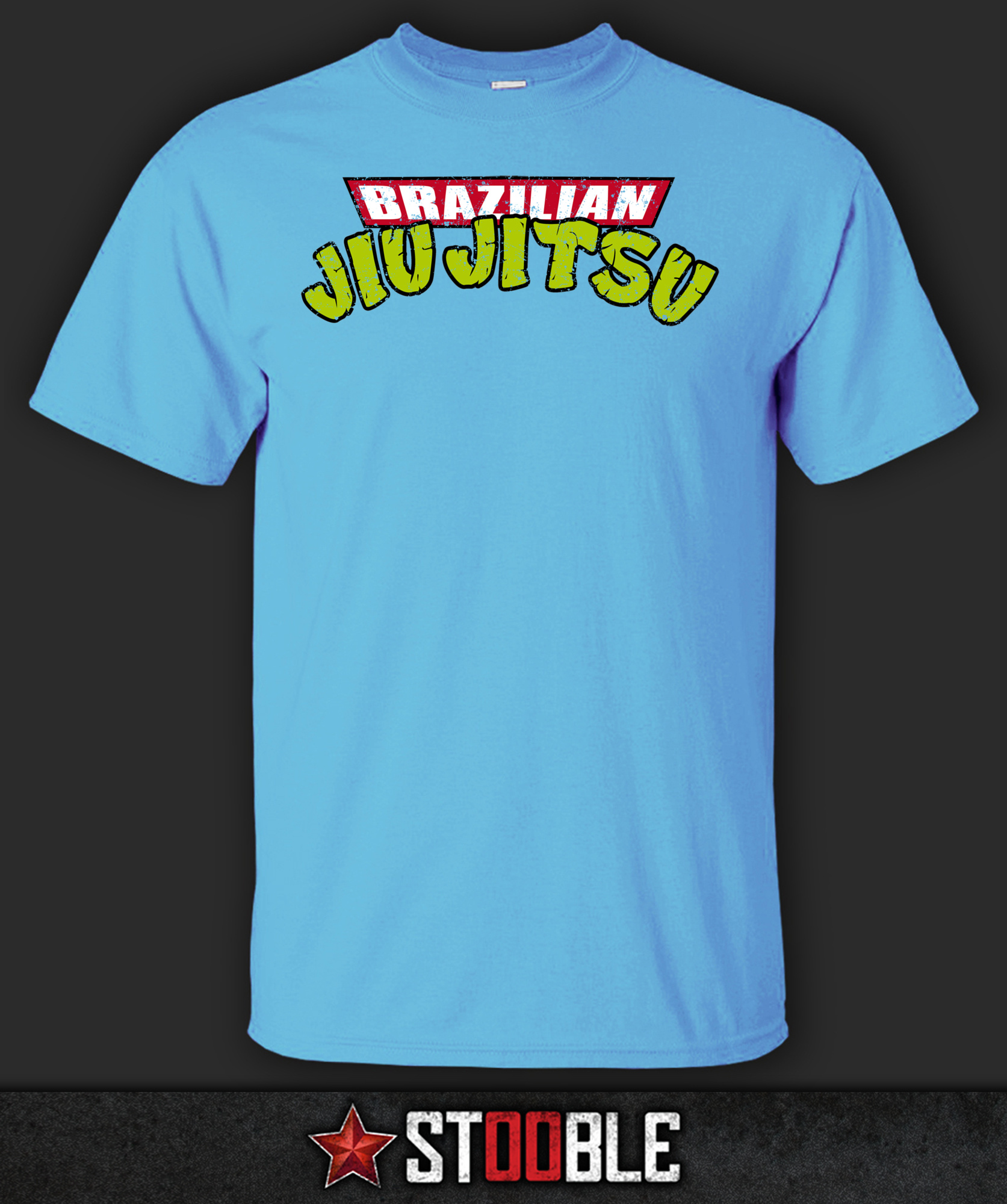 Brazilian Jiu Jitsu BJJ Turtle T-Shirt - New - Direct from Manufacturer