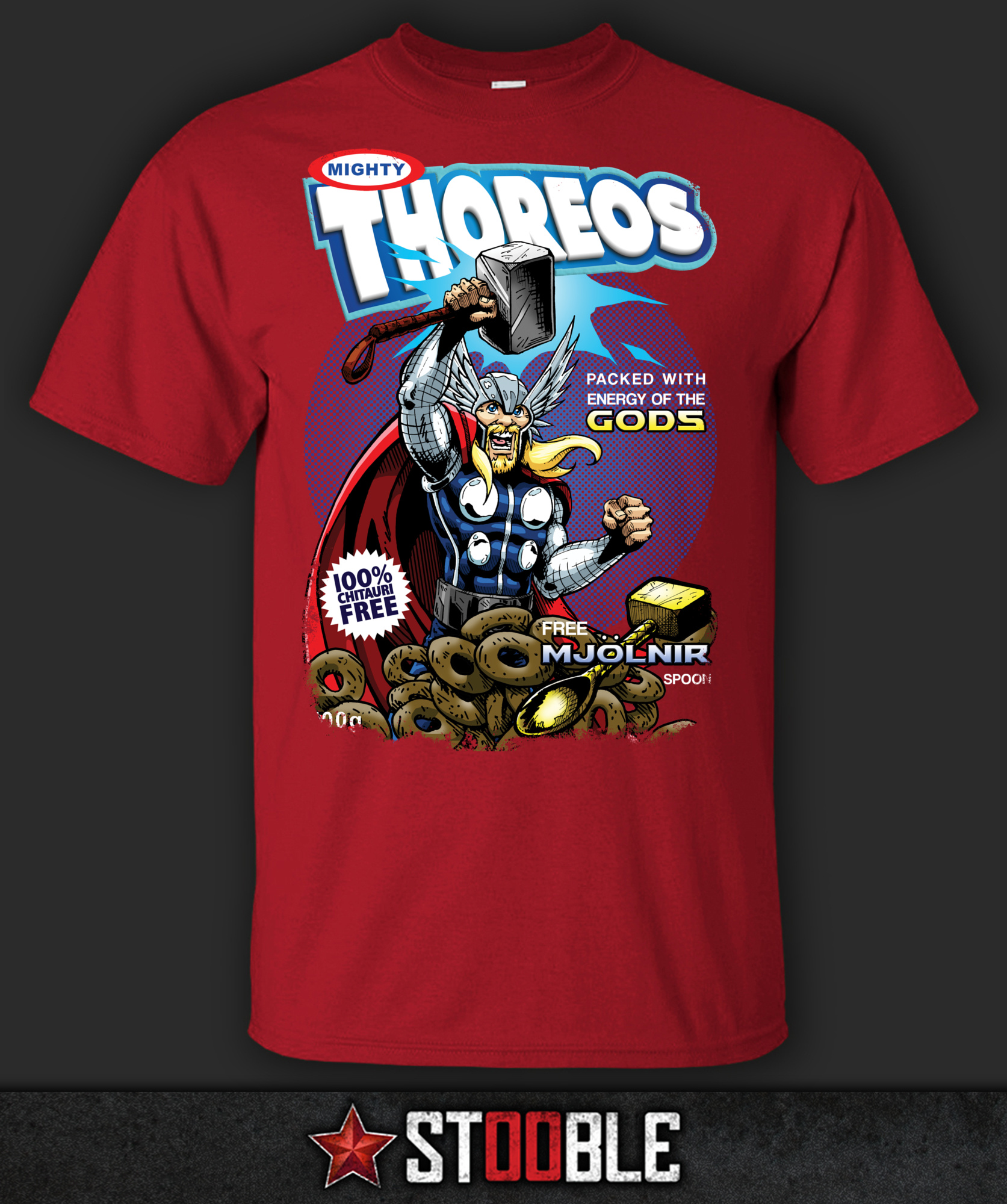Thoreos Thor T-Shirt - New - Direct from Manufacturer