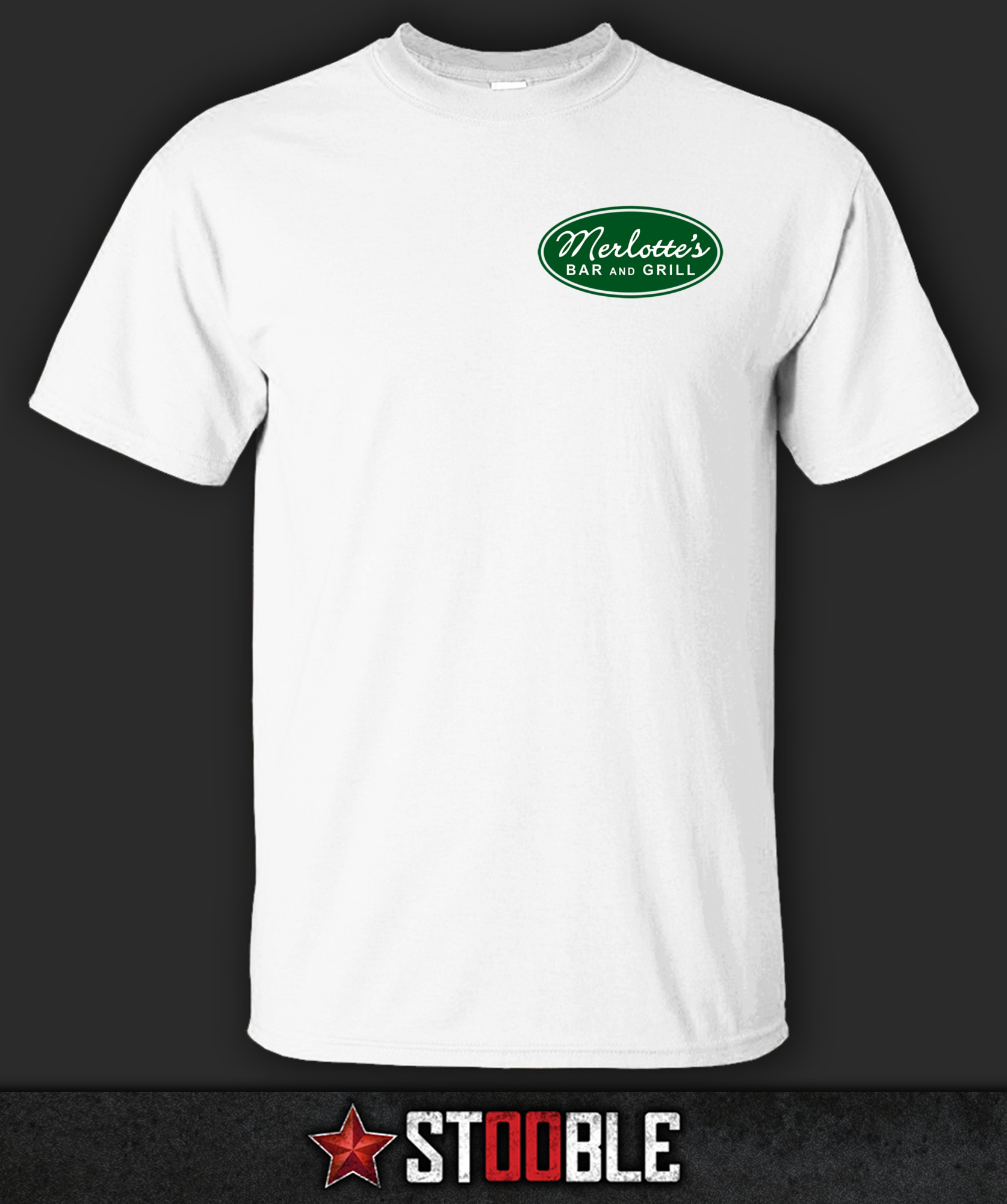 Merlotte 39 s bar and grill t shirt new direct from for Restaurant t shirt ideas