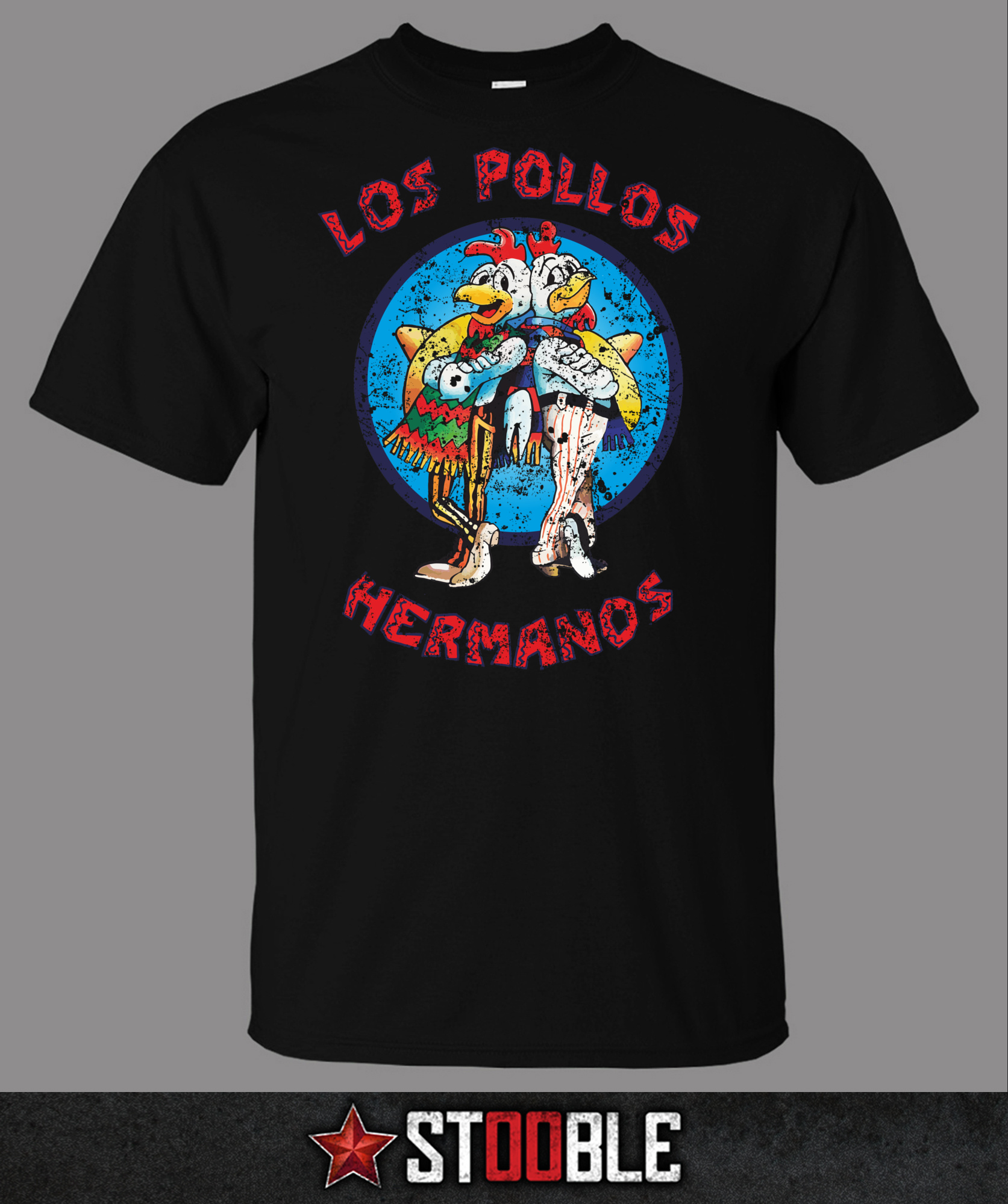 Los Pollos Hermanos T-Shirt - New - Direct from Manufacturer