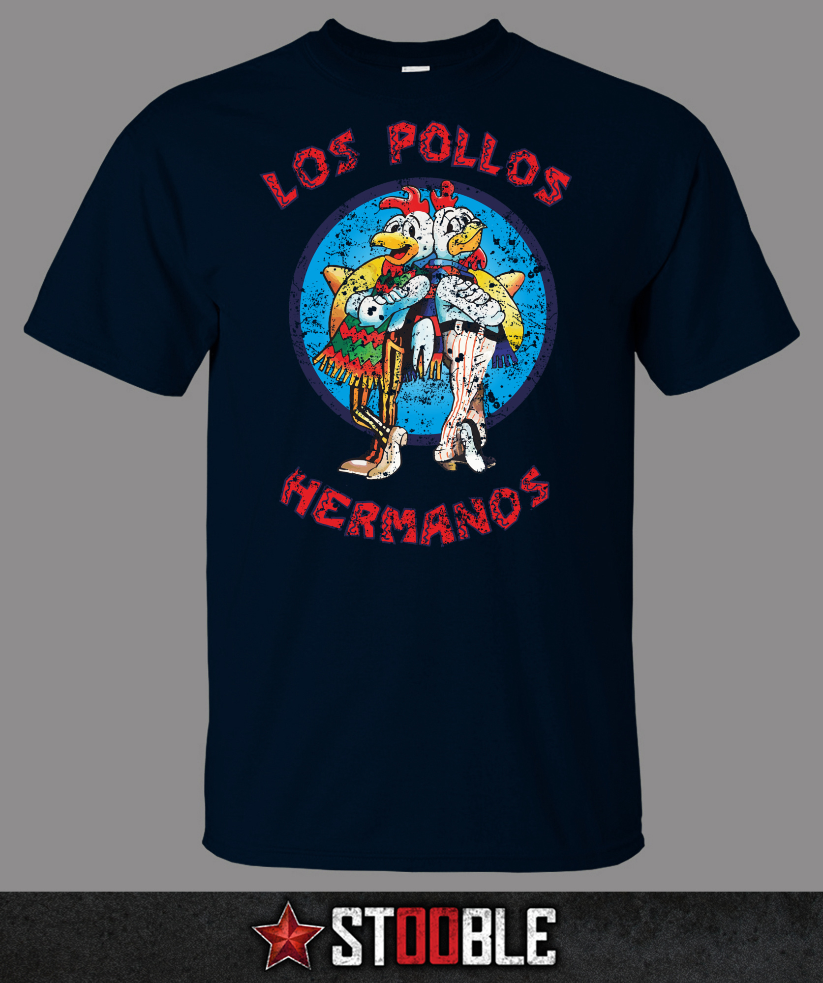 Los Pollos Hermanos T Shirt New Direct From